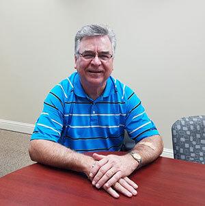 Jim Hartman, PT